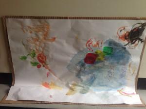 荻窪のgallery&space 65chabu.のお絵かき教室の絵