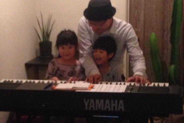 夏休み参加型ライブ『piano piano piano〜! ーピアノってこんなに楽しいー』